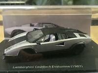 """DIE CAST """" LAMBORGHINI COUNTACH EVOLUZIONE - 1987 """" LAMBORGHINI COLLECTION 1/43"""