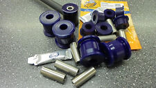 Triumph TR7 TR8 ** REAR AXLE ARM BUSHES ** POLY x 8 CAR SET - SUPERPRO THE BEST!