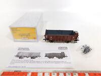 CI915-0,5# Brawa H0/DC 48420 Güterwagen 41-11-21 DR NEM, Kleinteil geklebt, OVP