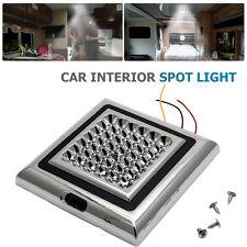 12V 42 LED luz de coche interior  blanca techo lámpara bombilla