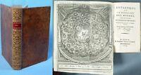 ENTRETIENS sur la Pluralité des MONDES augmentés…/ Fontenelle / Leroy édit. 1804