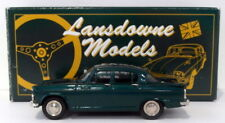 Lansdowne Models 1/43 Scale LDM13AA - 1965 Humber Sceptre Mk2 - Metallic Green