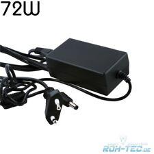 Led Trafo - Stecker-Netzteil - 72W für 12V/DC - 6 A an 230V/AC