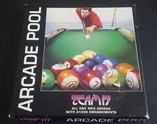 Amiga Arcade Pool by TEAM 17----All one meg amiga with a1200 enhancements