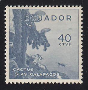 Ecuador - 1957 - SC 625 - LH