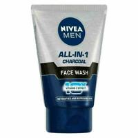 NIVEA Men Face Wash, All-In-One - 50 Gm - Free Shipping Worldwide