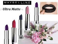 Maybelline Color Sensational Lipstick Ultra Matte PowderMatte-Choose Shade