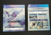 Ace Combat 7 Skies Unknown Season Pass / Additional Bonus Content PS4 (UK ONLY)