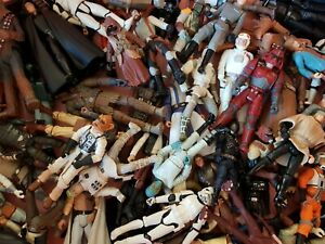 """Star Wars 3.75"""" Original Trilogy & Sequel Era Action Figures Many To Choose From"""