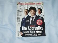 RADIO TIMES 19-25 MAY 2012 THE APPRENTICE COVER EXCELLENT/NEAR MINT CONDITION