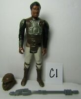 Vintage Loose 1982 Star Wars: ROTJ Lando Skiff Guard Complete Figure NO COO