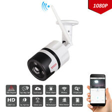Tonton 1080P Wireless WIFI IP Camera CCTV Home Security 2MP Audio SD Slot HD Cam