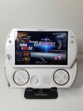 Pspgo Pearl White Handheld Psp Go Portable System
