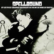 CD Spellbound Et Les Plus Grandes Musiques De Films De Miklos Rozsa - BOF / OST