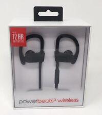 Beats by Dr. Dre Powerbeats 3 Powerbeats3 Wireless Bluetooth Headphones - Black