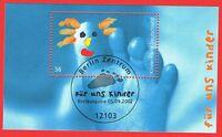 """Block  60  ESST Berlin, BRD 2002, Clown """"Babyzeh"""""""