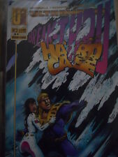 Ultraverse Hard Case Break - Thru n°7 ed. Malibu Comics  [G.159]