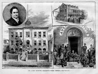 AVERY INSTITUTE, SECONDARY SCHOOL FOR AFRICAN AMERICANS
