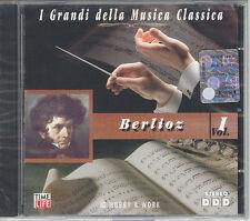 I GRANDI DELLA MUSICA CLASSICA VOL. 1 - BERLIOZ - CD ( NUOVO SIGILLATO )