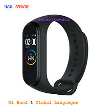 Original Xiaomi Mi Band 4 Global Languages Ships Same Day!  - USA Seller