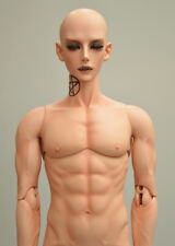 1/3 Bjd Doll SOOM Gluino a light brown skin male doll with free face make up