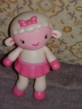 """Doc McStuffins Lambie 7"""" Plastic Action Figure Doll"""