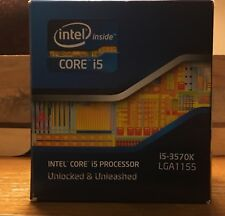 Intel Core i5-3570K 3.4GHz Quad-Core Processor