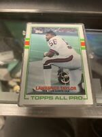 50 quantity 1989 Topps Football #166 - Lawrence Taylor  New York Giants All Pro