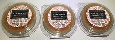 3 Bath & Body Works Cinnamon Caramel Swirl Fragrance Wax Melts 0.97 oz