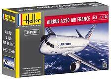Heller 1/125 Airbus A320 Air France # 80448