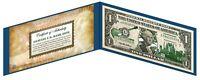 TENNESSEE State $1 UNC Bill Genuine Legal Tender U.S. One-Dollar GRN Banknote