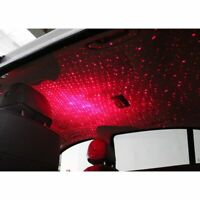 Car Atmosphere Light Interior Ambient Star Light Starry Cars Projector Roof Lamp