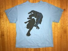 True Vintage 80s Black Panther T-Shirt Sz S 1980s The Hulk Avengers Spider-Man