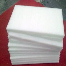 "24 pcs Styrofoam Sheets White Packing EPE Block Foam Board 3.9""*3.9""*0.78"" UC913"