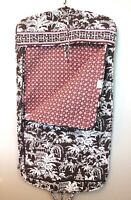 Vera Bradley IMPERIAL TOILE Quilted Travel Garment Bag