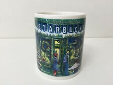Starbucks Farmers Market Public Fresh Bread Christmas City Coffee Tea Cup Mug