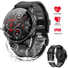 Smartwatch Fitness Smart Armband Wasserdicht IP68 Sport Uhr Tracker mit Stoppuhr