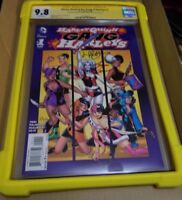 Harley Quinn And Her Gang Of Harleys #1 CGC 9.8 Signature Conner & Palmiotti