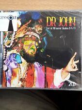 Dr. John - Live At Ultrasonic Studios 11/1/73 2CD 2015 NEW/SEALED