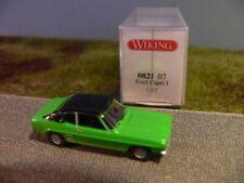 1/87 Wiking Ford Capri I grün 0821 07