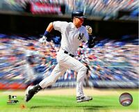 "DEREK JETER ""Motion Blast"" New York Yankees LICENSED picture poster 8x10 photo"