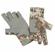 Simms Solarflex Guide Glove River Camo - Size Large - Sale & Free US Shipping