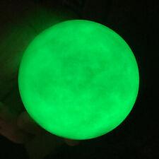 """Φ80mm beautiful ! Luminous ball fluorescent ball  """"Glow In The Dark""""Crystal"""