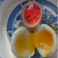 New Egg Color Changing Timer Yummy Soft Hard Boiled Eggs Cooking Kitchen