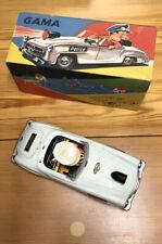 Gama Police Auto Blechspielzeug mit OVP
