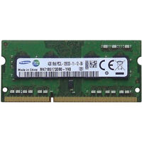 Samsung 1.35V DDR3 Low Voltage 4GB PC3-12800 1600 Mhz Laptop Sodimm Memory Ram