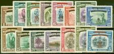 Lightly Hinged North Bornean Stamps