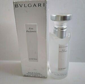 Bvlgari Eau Parfumee Au The Blanc 40Ml 1.35 Fl.Oz Eau De Cologne Spray NIB