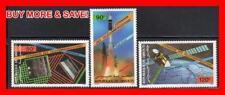 DJIBOUTI 1985 SPACE MNH