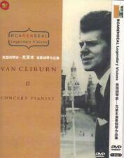 Van Cliburn - Concert Pianist DVD
